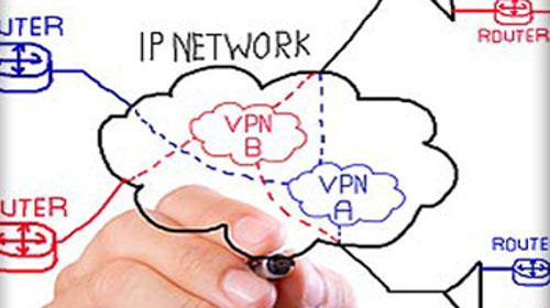 MPLS IP VPN – SAT-TRAKT